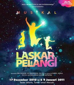 Flick Review : Musikal Laskar Pelangi